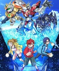 Gundam Build Fighters Try 2014 - 2015