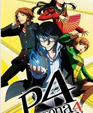 Persona 4 The Animation 2011-2012