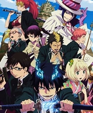 Ao No Exorcist 2011